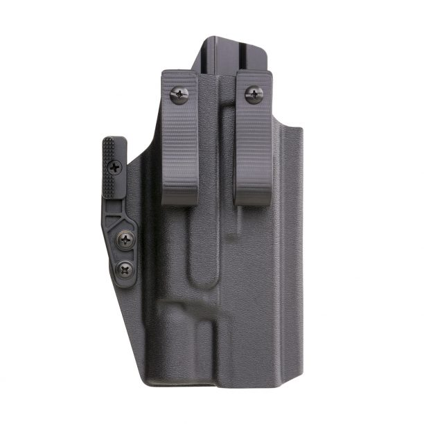 Red 1 USA Glock 45 Light Bearing IWB Holster